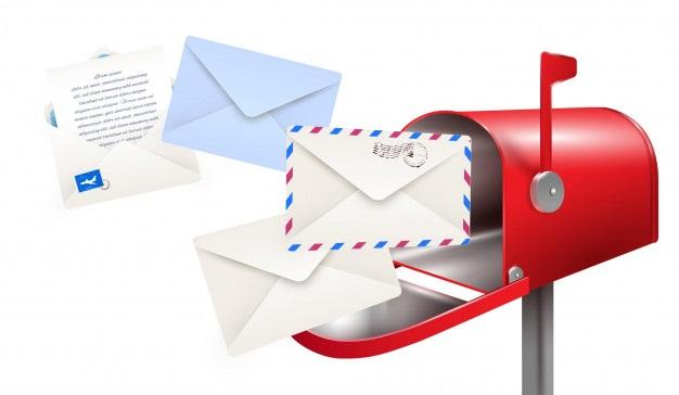Faites suivre vos lettres avec La Poste